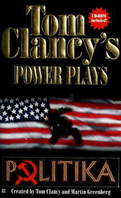 Cover of: Tom Clancy's power plays : politika   Tom Clancy
